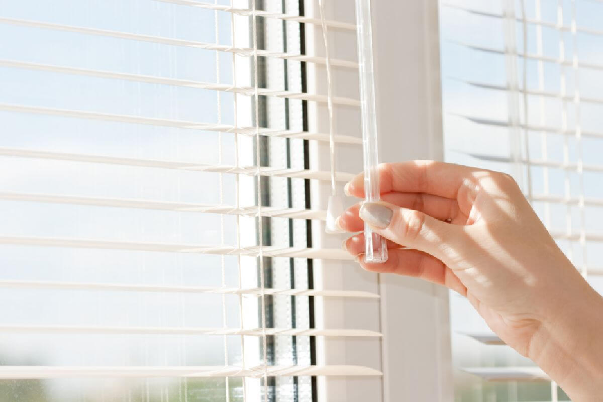 uPVC Window Blinds Isle of Wight